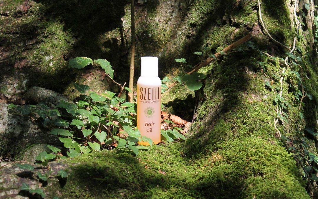 SZEILI Bio Hair Oil